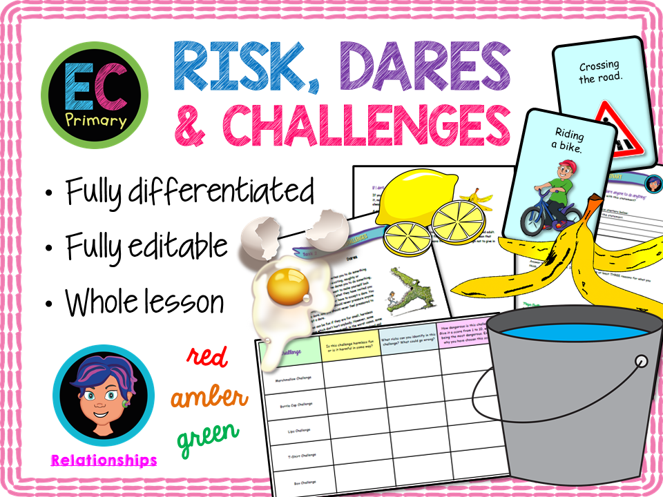 Risk, dares and online challenges