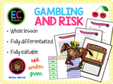 Gambing and Risk PSHE LKS2 Lesson