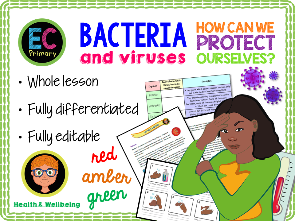 Germs, Bacteria and Viruses PSHE
