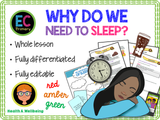 Importance of Sleep + Sleep Hygiene