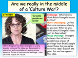 Are we in a Culture War? Media Influence