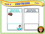 Mental Health - Symptoms of Illness PSHE