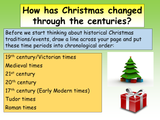 Christmas History Lesson