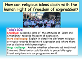 Religion, Freedom of Expression and Human Rights