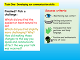 Communication Skills - Careers Lesson