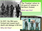 IRA - Terrorists or Freedom Fighters?