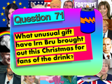 Christmas / End of Year Quiz 2020
