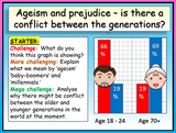 Ageism - Prejudice and Discrimination