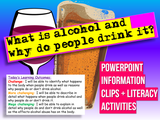 Introduction to Alcohol Lesson