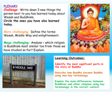 Buddhism Introduction Pack RE KS3