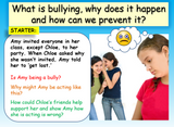 Bullying - Introduction Lesson KS3 (Lower ability & SEN)