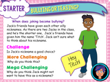 Bullying or Teasing? KS2