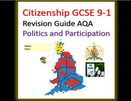 Citizenship GCSE Revision Guide AQA Politics and Participation