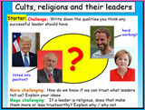 Cults, Extreme Leaders + Radicalisation