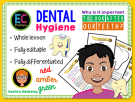 Tooth Decay - Dental Hygiene KS2 PSHE