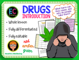 Drugs Introduction PSHE