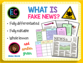 Fake News - Being a Discerning Consumer of Information