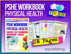 PSHE Home Learning KS3 KS4 - Health