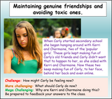 Friendships - falling out and making friends PSHE