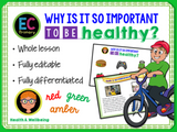 Making Healthy Choices PSHE