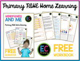 Primary PSHE Home Learning + Mindfulness