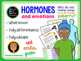 Hormones and Emotions - Puberty PSHE