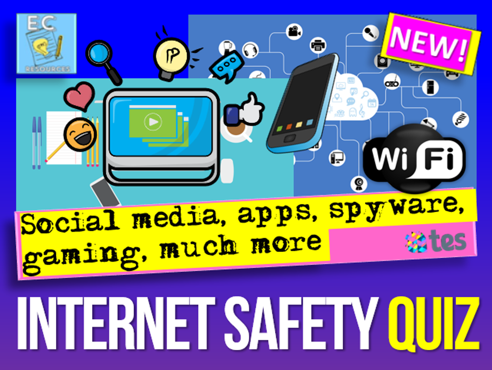 Internet Safety / Online Safety Quiz