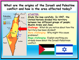 Israel and Palestine - Judaism and Islam RE