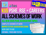 Complete KS5 PSHE, RSE and Careers Planning