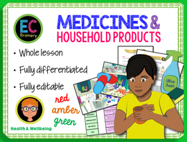 Household dangers and medicine safety