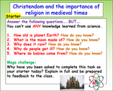 Medieval History - Religious Views
