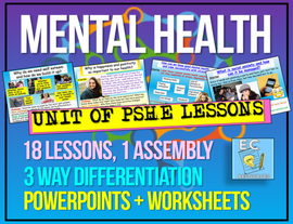 Mental Health PSHE Unit
