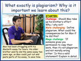 Plagiarism - and how not to do it