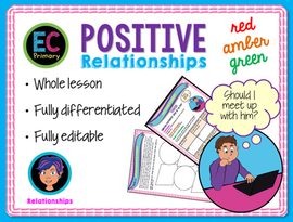 Positive Relationships Primary PSHE