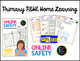 Home Learning Primary PSHE - KS2 Internet Safety