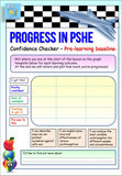4 Year Pack - Complete Middle School PSHE + RSE