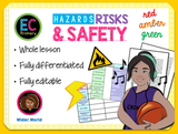 Personal Safety - Local Environment and More PSHE Lesson