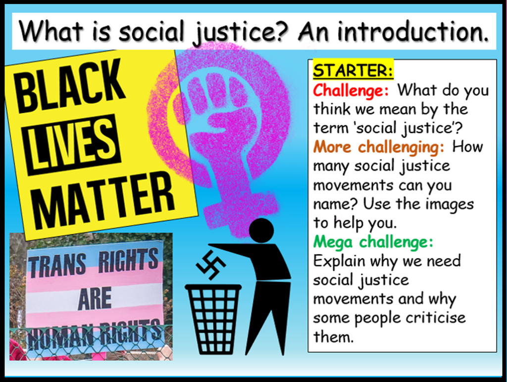 Social Justice Introduction