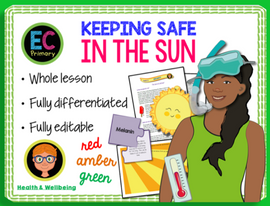Sun Safety PSHE Lesson