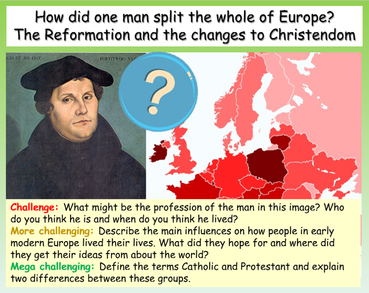 The Reformation Explained