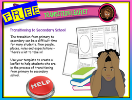 Transition + New Classes Leaflet Templates