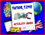 Tutor Time - 2 Year's Worth of Resources
