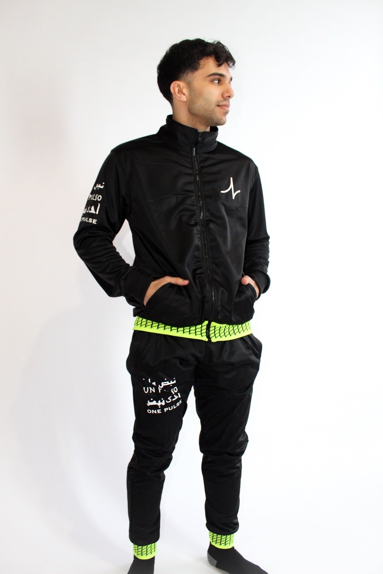 Limited Edition One Pulse Tracksuit