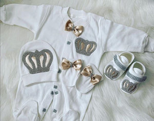 Newborn Set Aria Dress