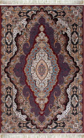 Gheytaran Carpet - 810 Red