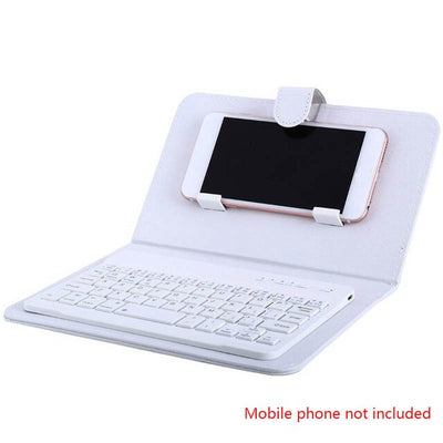 Glorious Wireless Keyboard Case for iPhone