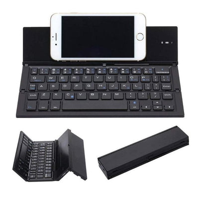 Glorious Triple Folding Wireless Keyboard for iPhone