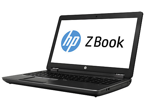 "PC Portable HP Zbook 15.6"" - i7 - 16GB - SSD 512 Go - Win10Pro"