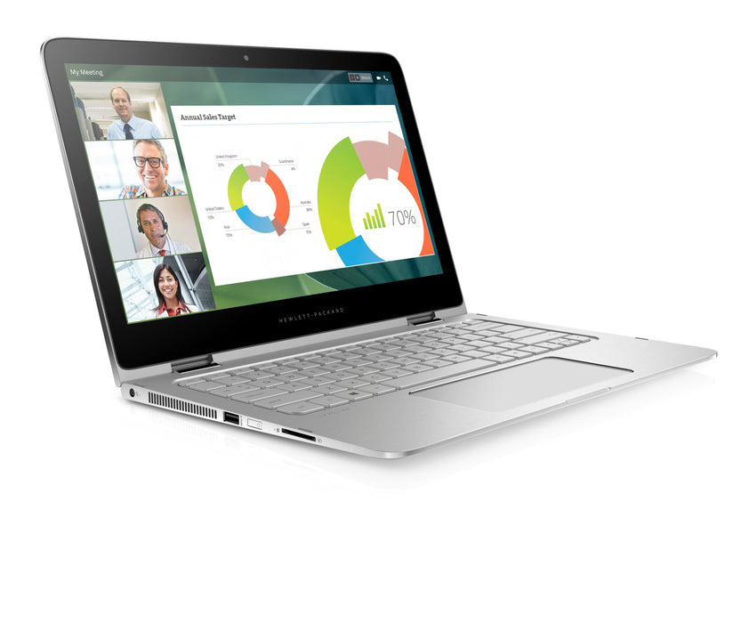 PC Convertible HP X360 G2 Occasion tactile