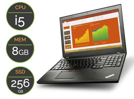 PC Portable Occasion Lenovo T560